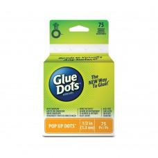 Cola de silicone - Glue Dots Pop up