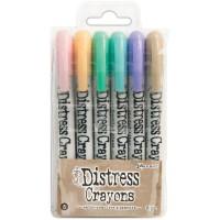 Distress Crayon - Tim Holtz Distress Crayon Set #5