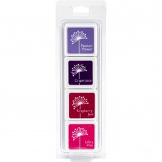 Kit de Carimbeira - Hero Arts Dye Ink Cubes Floral Hues