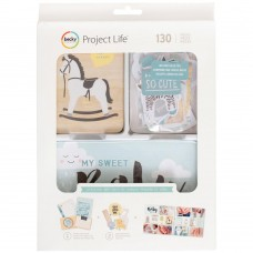 Cards - Project Life Value Kit Little You Boys