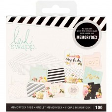 Cards para Memorydex - Heidi Swapp Cards & Tabbed Dividers  Everyday