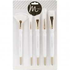 Pincel - Heidi Swapp Minc Brush Set 5/Pkg