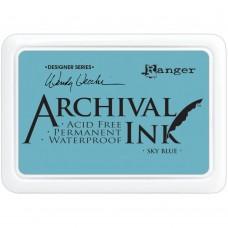 Carimbeira - Wendy Vecchi Archival Ink Pad Sky Blue