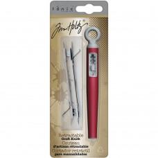 Estilete - Tim Holtz Retractable Craft Knife W/2 Blades