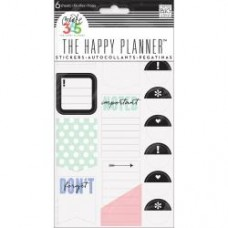 Adesivo - Happy Planner Stickers 5/Sheets Happy Don't Forget