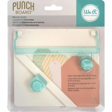 Furador de Tag - We R Memory Keepers Tag Punch Board