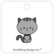 Flea Market Collectible Enamel Pin Kitty