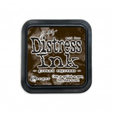Carimbeira - Tim Holtz Distress Ink Pad Ground Espresso