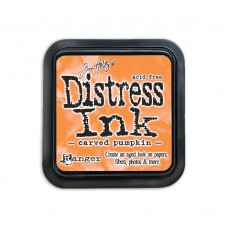 Carimbeira - Tim Holtz Distress Ink Pad Carved Pumpkin