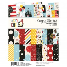 Bloco de Papel - Simple Stories Say Cheese 4