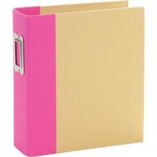 Álbum Sn@p Binder Pink