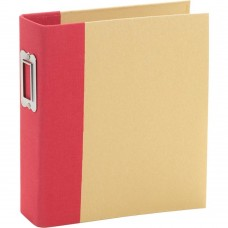 Álbum Sn@p Binder Red
