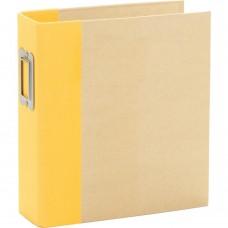 Álbum Sn@p Binder Yellow
