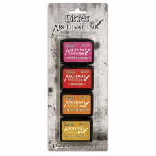 Kit de Carimbeira - Tim Holtz Distress Archival Mini Ink Kit #1