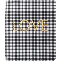 Caderno de anotações com capa - Color Crush A5 Travel Notebook W/Journal Black