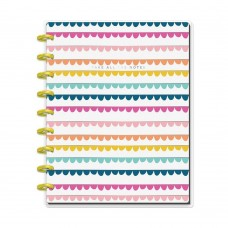 Caderno de disco - Happy Planner Medium Notebook  Sheets All the notes