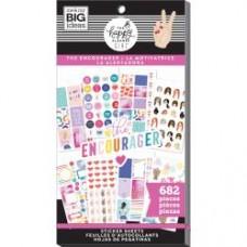 Adesivo - Happy Planner Sticker Value Pack Encourager, 682/Pkg