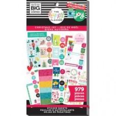 Adesivo - Happy Planner Sticker Value Pack Christmas Joy, 979/Pkg