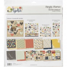 Kit de papel - Simple Stories Collector's Essential Kit So Happy Together