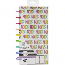 Caderno de disco - Happy Planner Half Sheet Fill Paper Notes