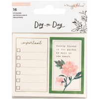 Adesivo - Maggie Holmes Day-To-Day Planner Mini Sticker Book