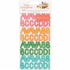 Alfabeto -  Amy Tan Picnic In The Park Sticker Book Alphabet