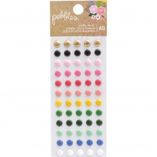 Adesivo  - Lovely Moments Puffy Dot Stickers 60/Pkg