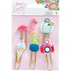 Clips - Dear Lizzy Here & Now Paper Clips