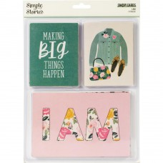 Cards - Simple Stories Sn@p! Card Pack  I Am
