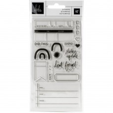 Carimbo - Heidi Swapp Storyline Chapters Clear Stamps