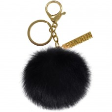 Chaveiro - Carpe Diem Pom Pom Keyring Black