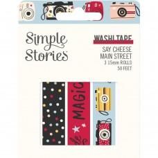Washi tape - Simple Stories Say Cheese Main Street Washi Tape