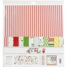 "Kit de papel - Fancy Pants Designs Collection Kit "" Wishmas"