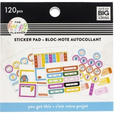 Adesivo - Happy Planner Tiny Sticker Pad You Got This Student