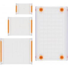 Bloco de acrílico - Fiskars Stamp Block Set