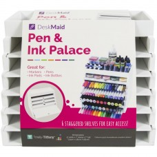 Organizador - Desk Maid Pen & Ink Palace White