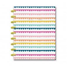 Caderno de disco - Happy Planner Medium Notebook  Sheets All The Notes