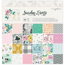 Bloco de Papel - American Crafts Single-Sided Paper Pad Maggie Holmes Garden Party