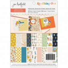 Bloco de Papel - American Crafts Single-Sided Paper Pad  Jen Hadfield Reaching Out