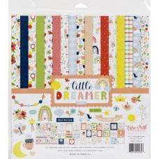 Kit de papéis - Echo Park Collection  Little Dreamer gIRL