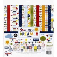 Kit de papéis - Echo Park Collection  Little Dreamer Boy