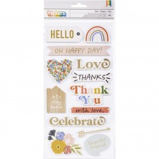 Adesivo - Jen Hadfield Reaching Out Thickers Stickers g Phrase
