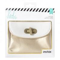 Bolsa - Heidi Swapp Instax Camera Bag Gold