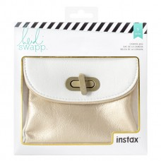 Bolsa - Heidi Swapp Instax Camera Bag Gold