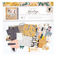 Bloco de Papel  - Crate Paper Heritage Project Pad