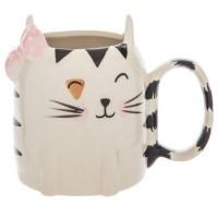 Caneca - Cat With Bow Mug