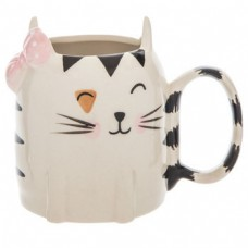 Caneca - Cat With Bow Mug