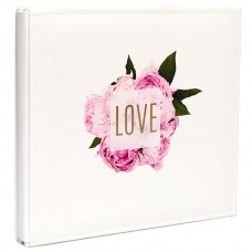 Álbum para Scrapbook tipo pino - Heidi Swapp Storyline2 Post Bound Album  Peony