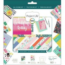 Álbum Kit - Project Life All-In-One Album Kit Paige Evans Oh My Heart