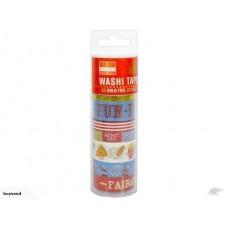 Washi tape - First Edition Washi Tape  Fairground
